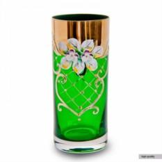 Набор стаканов Лепка зеленая