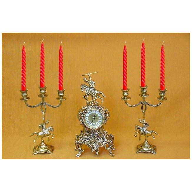 Часы из бронзы Arcobronze