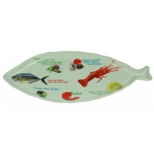Блюдо для морепродуктов Bon appetit