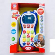Пластмассовая игрушка телефон Сотик