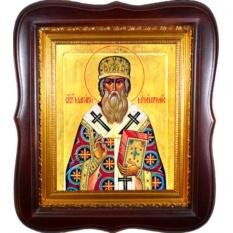 Макарий Московский Святитель. Икона на холсте.
