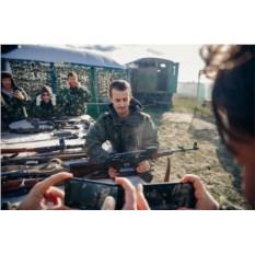 Миссия «Бронетехника»: 10 выстрелов из охолощенного оружия