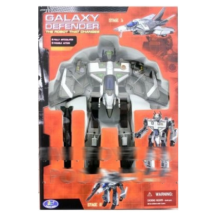 Робот-трансформер Happy well galaxy defender