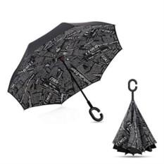 Зонт-наоборот Газета