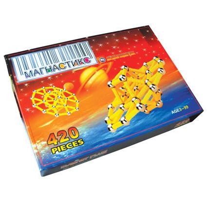 Магнитный конструктор Magnastix 420