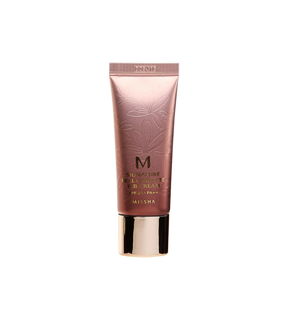 BB крем Missha M Signature real complete BB cream SPF25