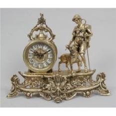 Часы каминные Пастух