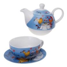 Персональный чайный набор Аромат праздника