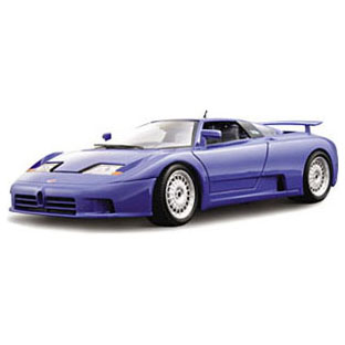 Сборная модель Bugatti