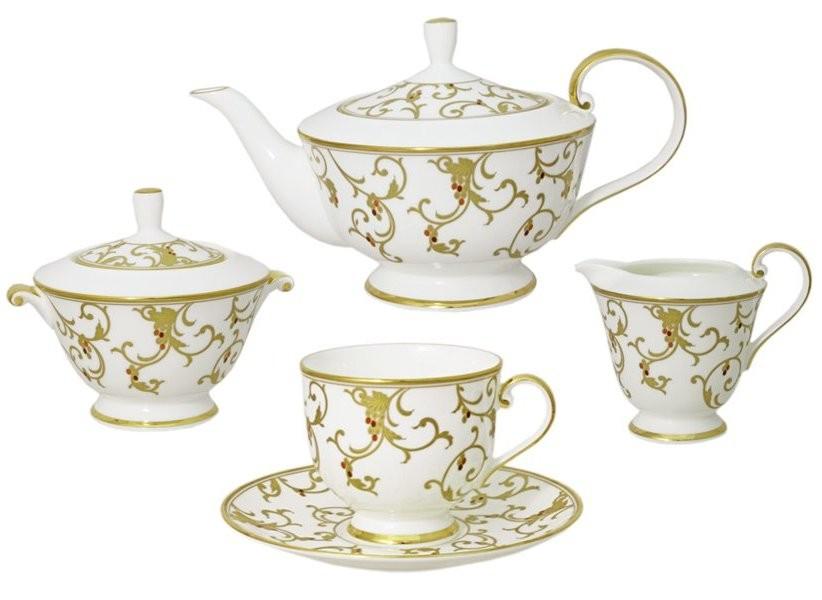 Чайный сервиз на 6 персон Narumi Анатолия