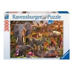 Пазл Мир животных Африки от Ravensburger