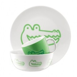 Набор детский с крокодилами BODUM Kid Set