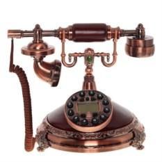 Сувенирный телефон в старинном классическом дизайне