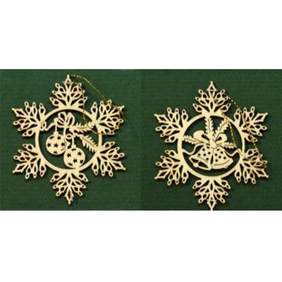 Новогодние украшения «Снежинки»