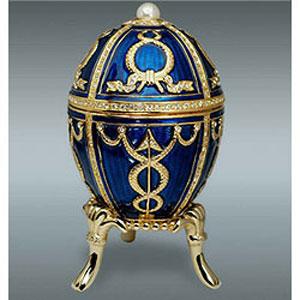 Яйцо пасхальное «Французское»