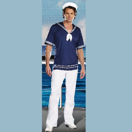 Маскарадный костюм Моряк Папай