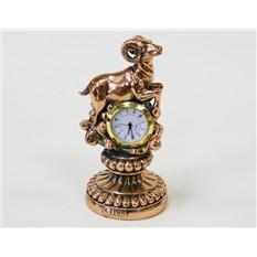 Статуэтка с часами Овен