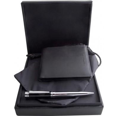Набор (ручка, портмоне)