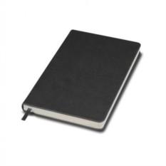 Серый бизнес-блокнот А5 Classic в линейку