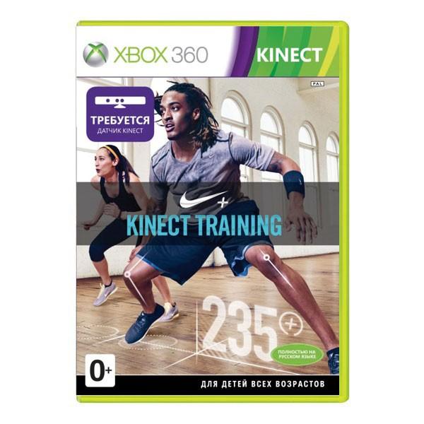Игра Nike + Kinect Training (Xbox 360)