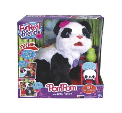 Интерактивная игрушка Малыш Панда (FurReal Friends)