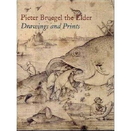 Книга на английском языке Питер Брейгель старший