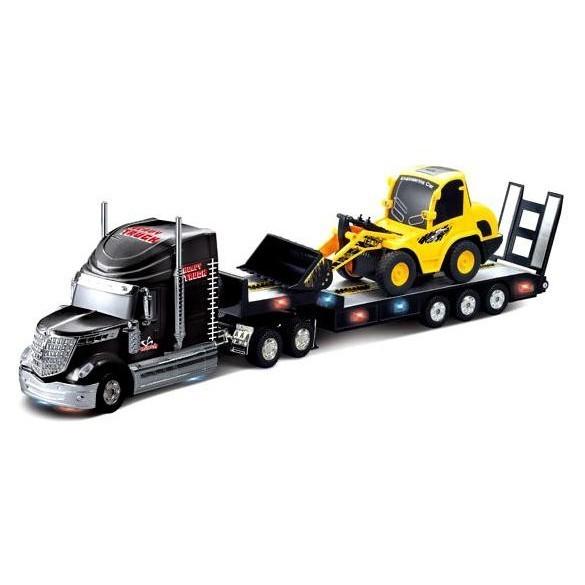 Радиоуправляемый грузовик и трактор - QY0233A