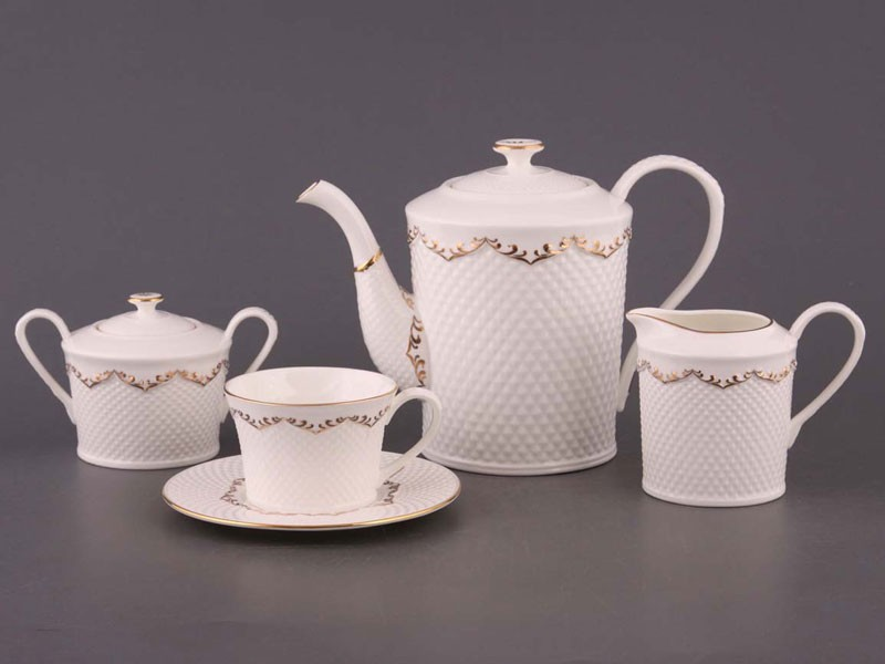Чайный сервиз на 6 персон 15 пр. 1500/200 мл.