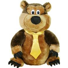 Поющая игрушка «Медведь Шпунтик»