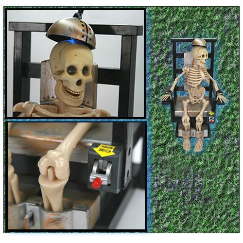 Электрический скелет