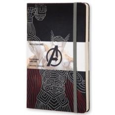 Записная книжка Moleskine The Avengers Thor
