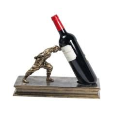 Подставка под бутылку вина Сила мысли