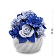 Фарфоровая композиция Ваза с цветами