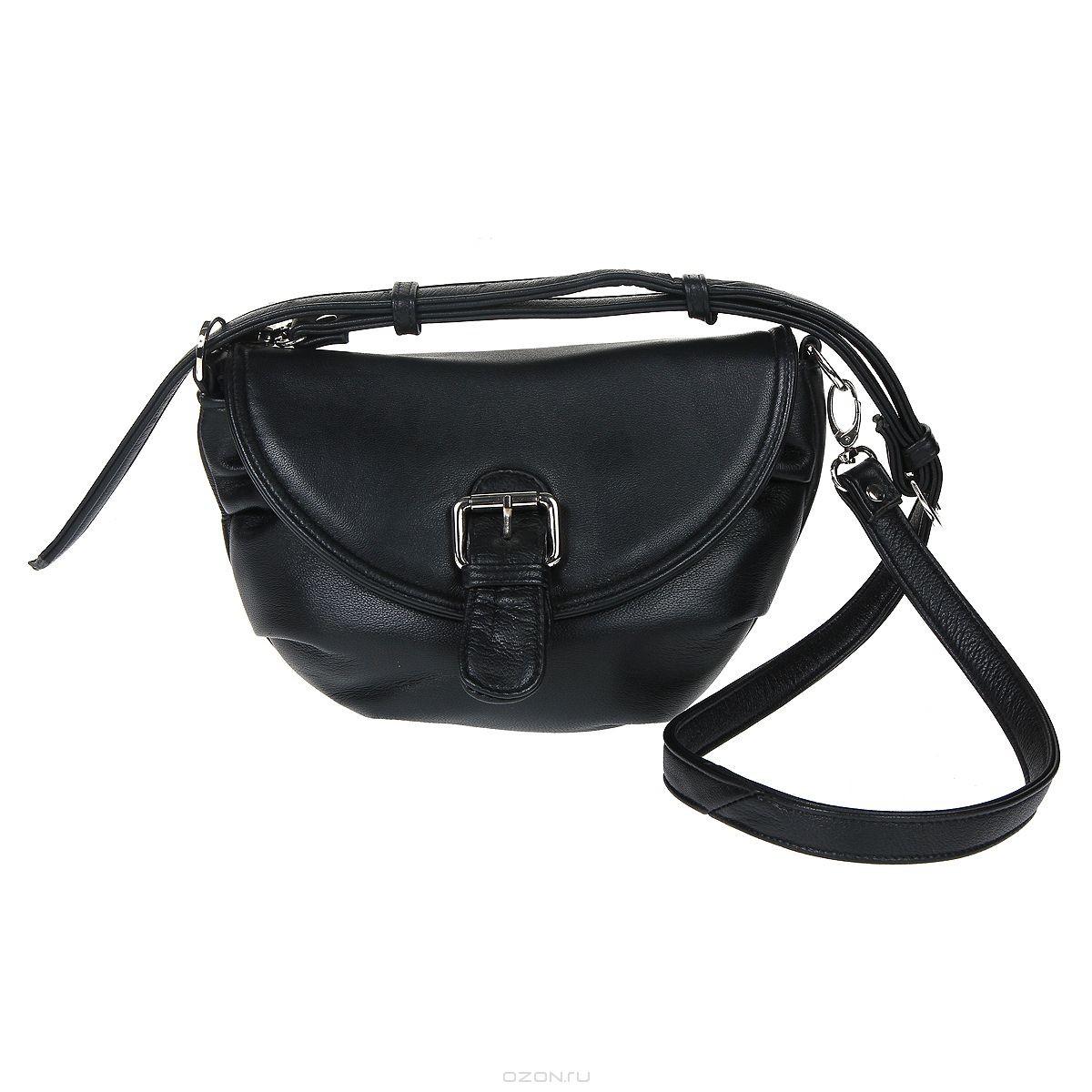 Женская сумка Cheri, цвет: черный