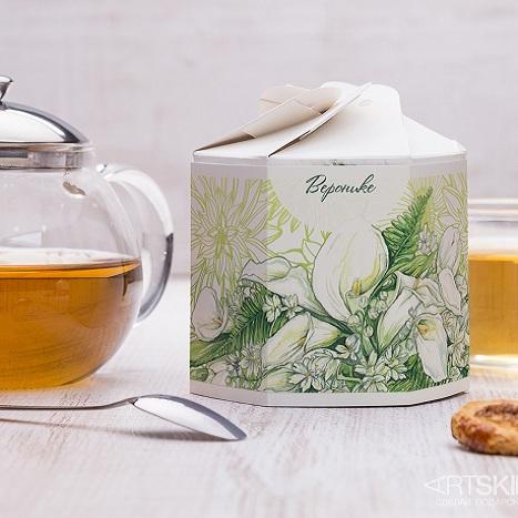 Чайный набор Для энергичных людей