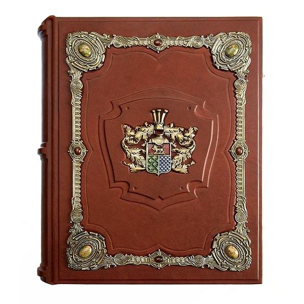 Родословная книга в футляре «Ювелирная Славянская»