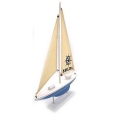 Модель яхты Sailing 42 см