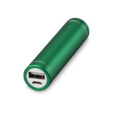 Зеленое портативное зарядное устройство Олдбери