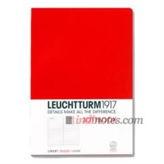 Записная книжка Medium Jottbook Red от Leuchtturm1917