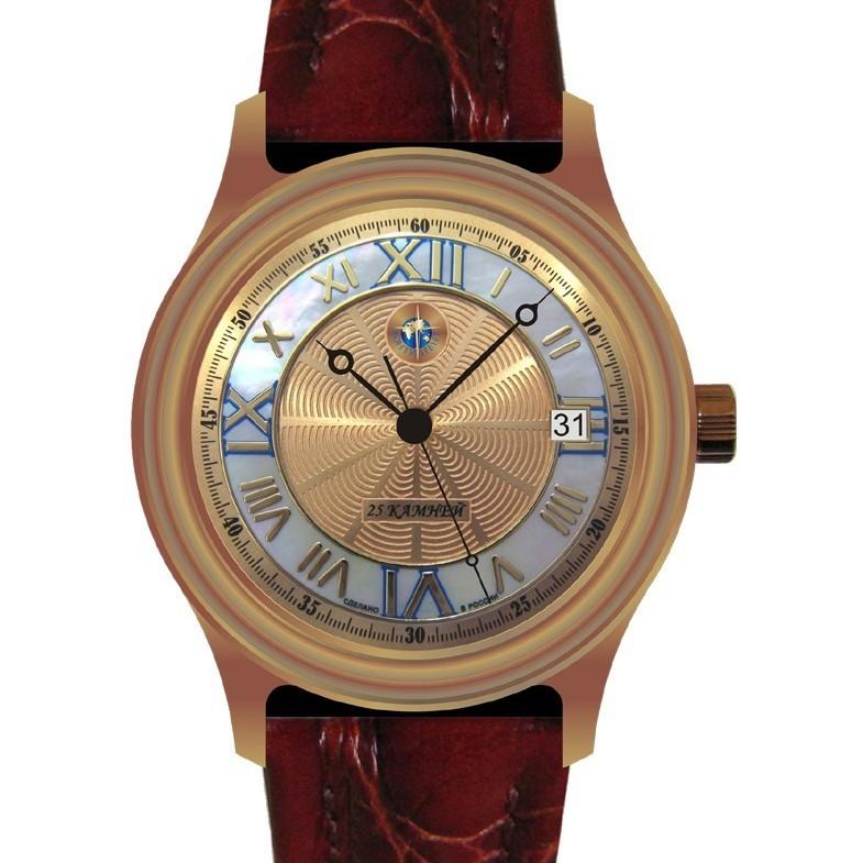 Золотые часы «Классик Статус»