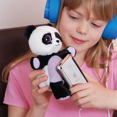 Протиратель экрана Sparkly Eyes Панда