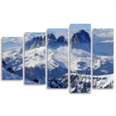 Модульная картина Альпы