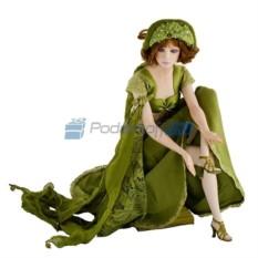 Фарфоровая кукла Serena