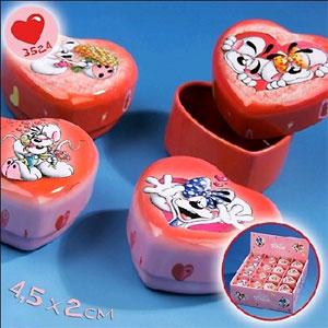 Diddl коробочка в форме сердца