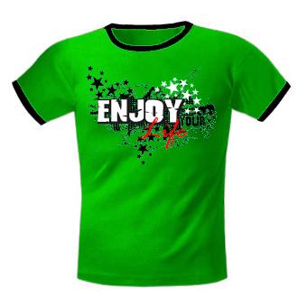 Футболка Enjoy your Life