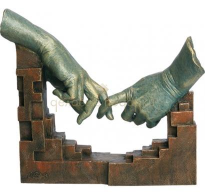 Скульптура Слияние