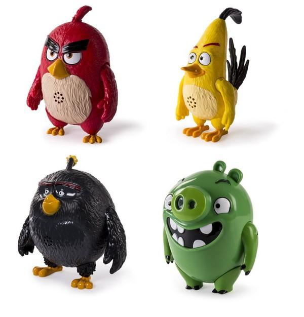 Интерактивная говорящая птица Angry Birds (SPIN MASTER)