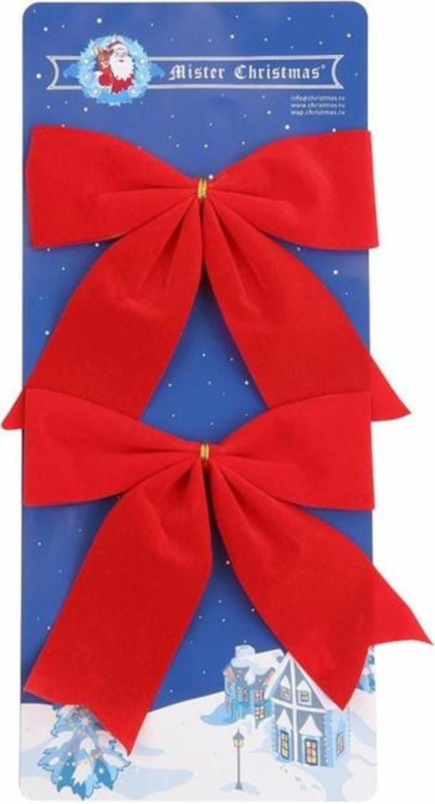 Набор новогодних украшений Банты
