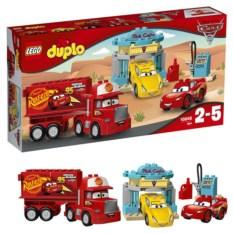 Конструктор Lego Duplo Тачки. Кафе у Фло