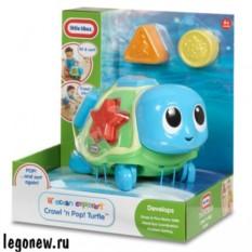 Игрушка Ползающая черепаха-сортер (Little Tikes)